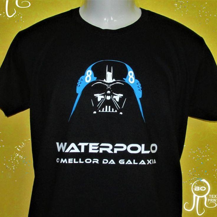 Waterpolo, O Mellor da Galaxia.   http://www.botextilprint.es    #botextilprint #trabajospersonalizados #camisetas #serigrafía #vinilotextil #starwars #diseño #diseños #cine #waterpolo #waterpololife #sports