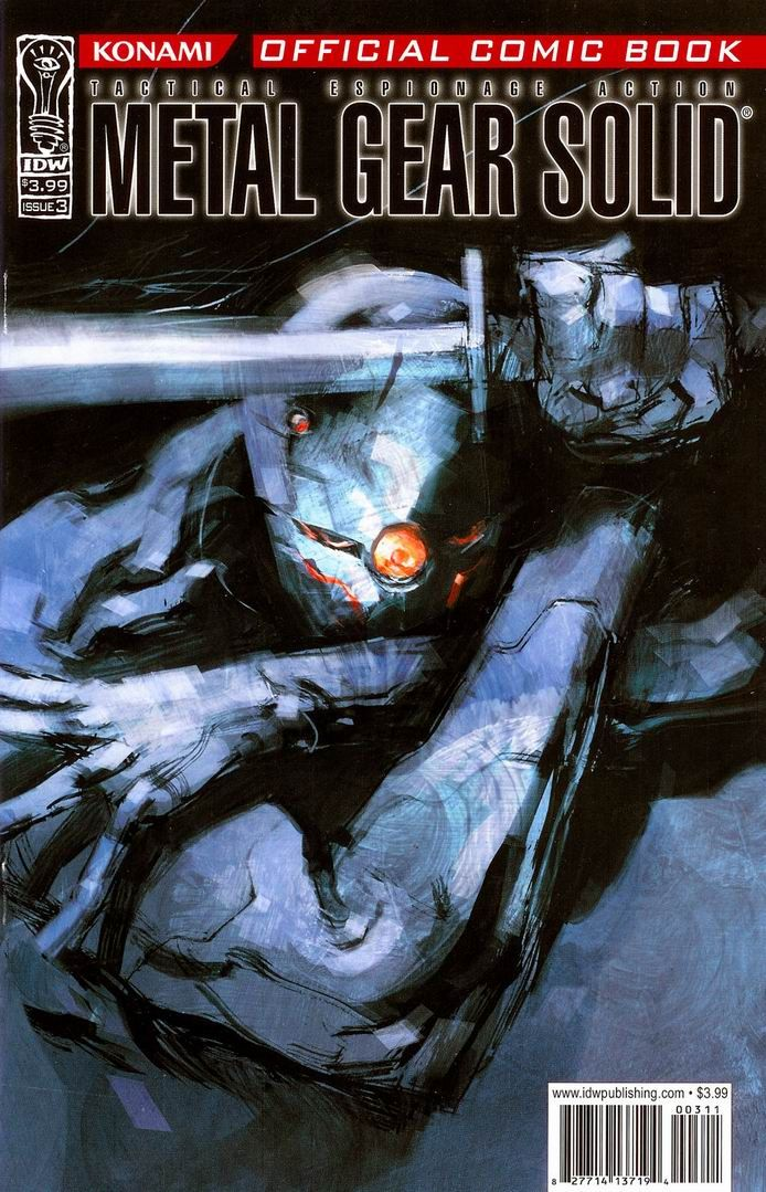 Metal Gear Solid Issue #3 - Read Metal Gear Solid Issue #3 comic online in high quality