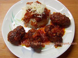 Τα φαγητά της γιαγιάς - Σουτζουκάκια Πολίτικα