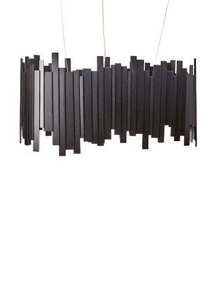 50% OFF Innermost Clinker Lozenge Pendant, Black