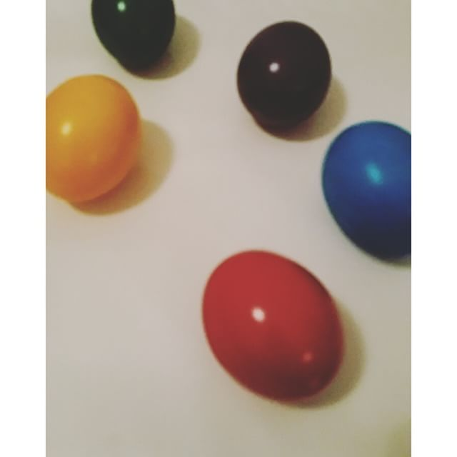 Frohe #Ostern! #happy #easter #eier #easteregg #eggs #ei #egg #bunteeier #instafood #instamood #instalike #igersvienna #eiertanz