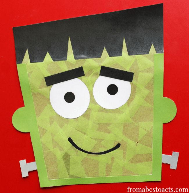 21 Spooktacular Halloween Crafts Kids Can Do – How Does She