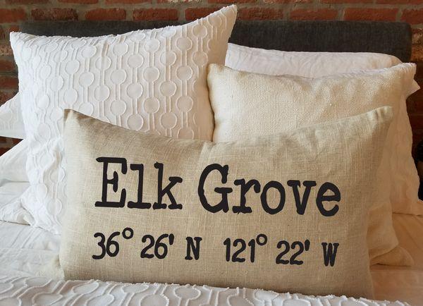 Elk Grove Map Coordinates