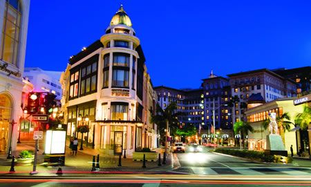 Rodeo Drive Beverly Hills #California