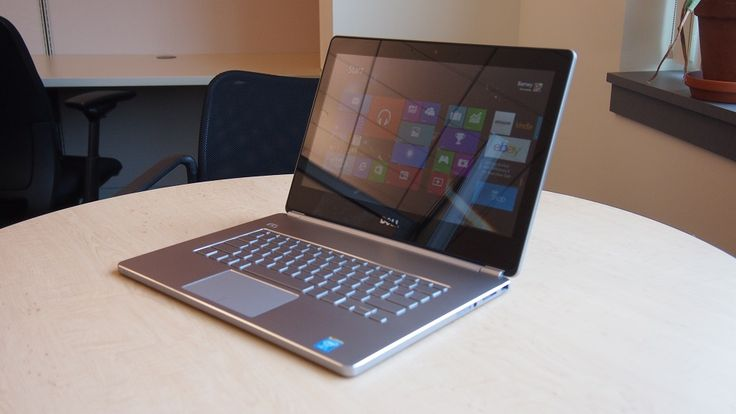 The elegant look of the Dell Inspiron 15 7000 Series