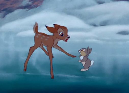 1000 images about disney 39 s bambi on pinterest disney - Bambi on ice images ...