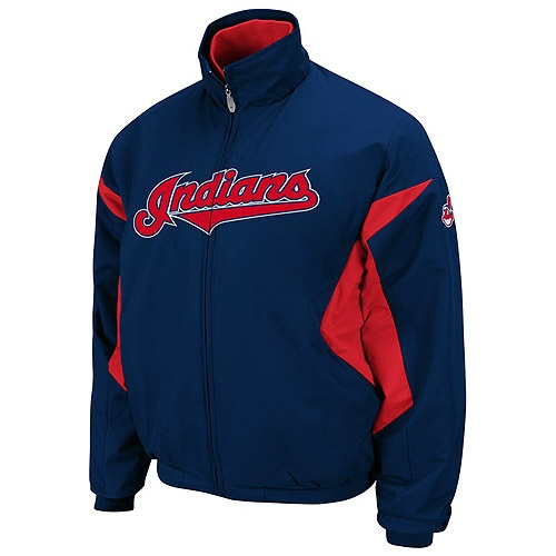 Gear up for the early days of the season at the ballpark!: Cleveland Indian