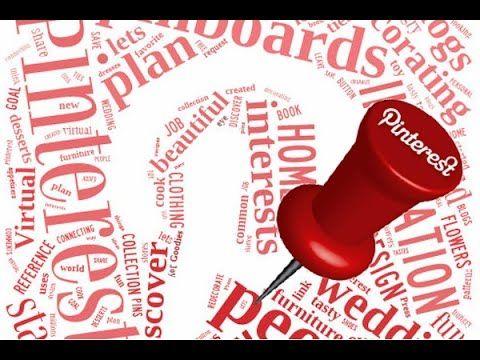 Pinterest magyarul. Milyen előnye van a marketingben a Pinterestnek. Pinterest - YouTube