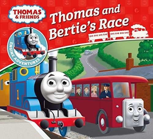 Thomas & Friends: Thomas and Bertie's Race (Thomas Engine Adventures)