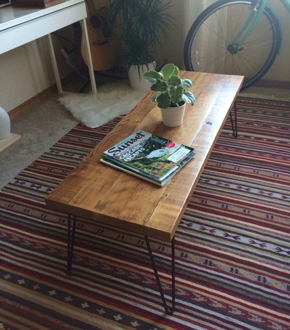 Reclaimed Wood Coffee Table Designs: Best 10+ Reclaimed Wood Coffee Table Ideas On Pinterest