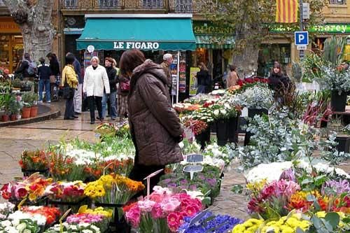 bastille square market