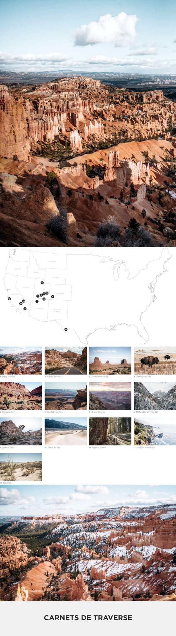 Road trip aux USA ! Utah, mode d'emploi !