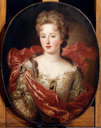 Marie-Angélique de Scorailles de Roussille, duchesse de Fontanges (1661-1681)