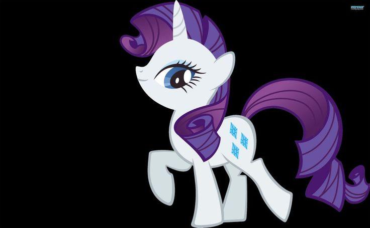My Little Pony Rarity HD Wallpaper