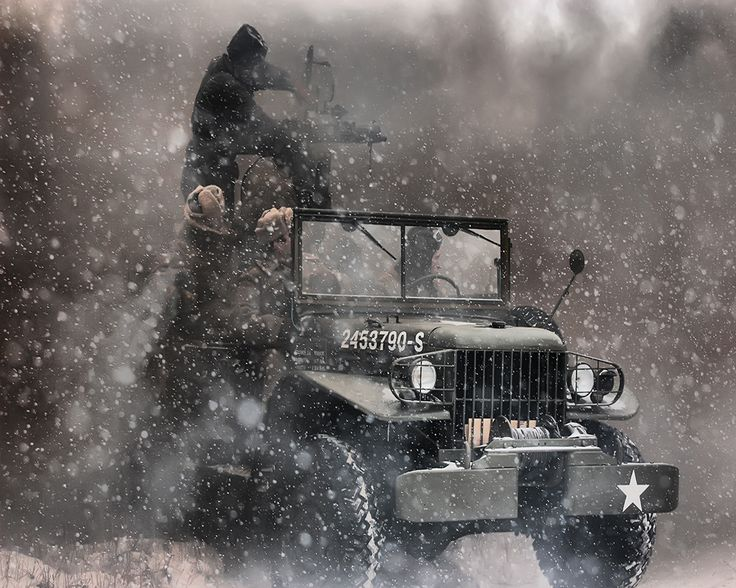 What happened when Jeff Petrowich recreated a 1943 Willy's MB Jeep, originally used for battle in WWll? #jeeplife #jeep