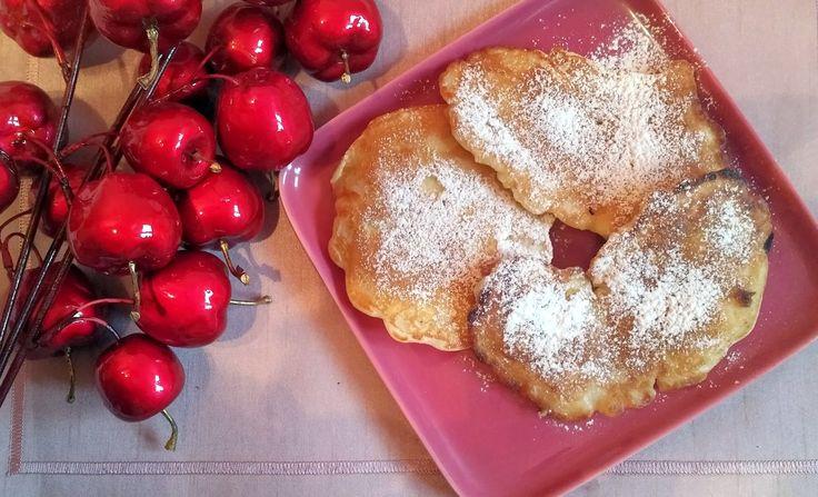 mypassions: Placuszki z jabłkami super łatwe i szybkie