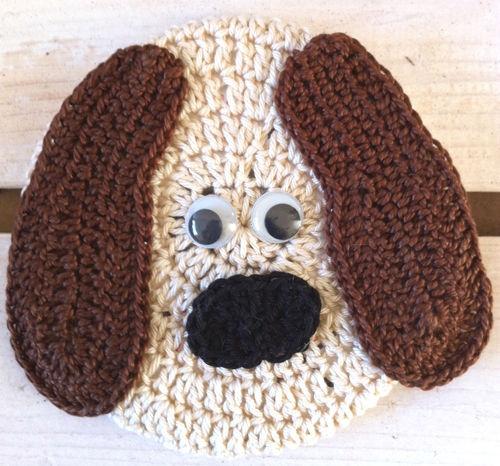 Crochet Dog   Skill / Level: Easy / Beginner  FREE