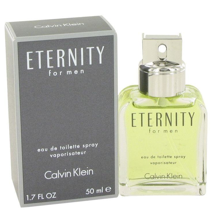 New #Fragrance #Perfume #Scent on #Sale  ETERNITY by Calvin Klein 1.7 oz / 50 ml EDT Spray - Calvin Klein's iconic Eternity line began with the original launch of the women's version of the scent in 1988, only to be followed the next year by this men's version of the scent.  Classified as a refreshing spicy, lavender, and amber fragrance, Eternity is a real classic of men's fragrances. This masculine scent possesses a blend of greens, crisp jasmine, sage, basil, and rosewood.. Buy now at…