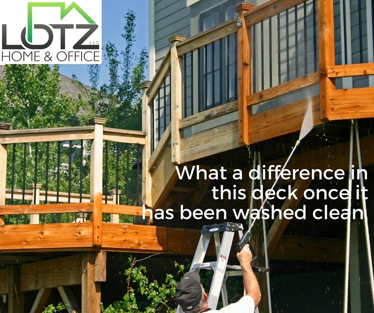 Deck power washing, deck sanding, and deck staining are the three-part process to seal & protect your deck. Leading Naperville deck contractor explains.