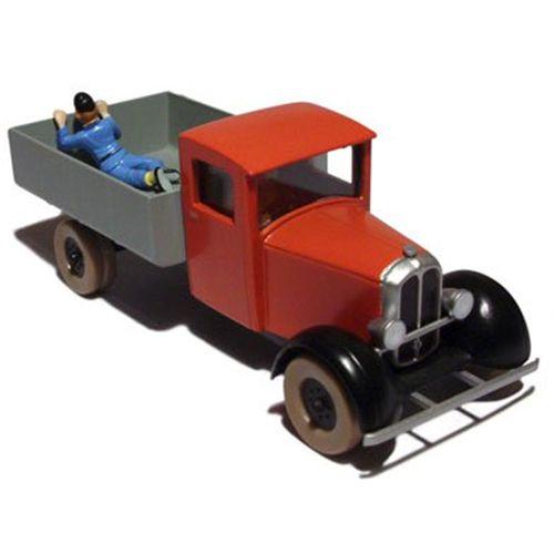 29036 / 2118036 - Le camion rouge / de rode vrachtwagen - De blauwe lotus