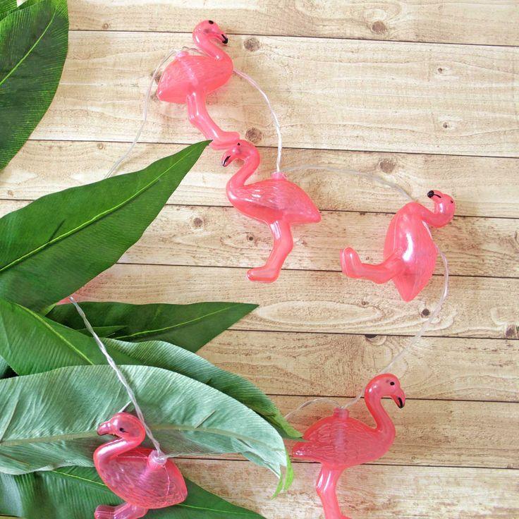 Mix & Match Fun Flamingo Lights