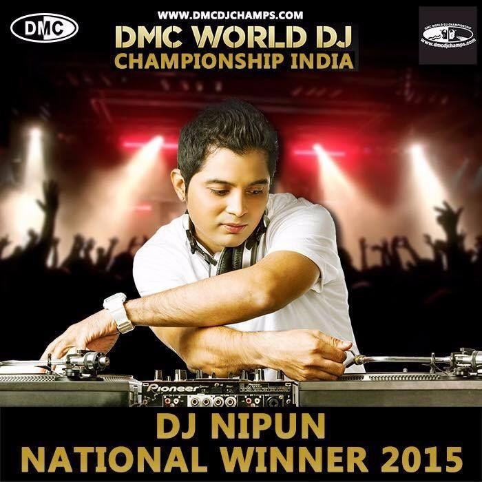 #DJNIPUN | National Winner 2015 DMC World DJ Championships
