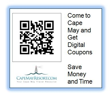 32 best cape may mobile qr coupon codes images on pinterest coupon save money with cape may coupons discount codes and promo codes check out our cape may e coupon promotions to keep you saving money fandeluxe Image collections