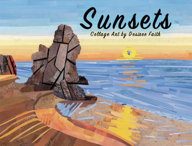 2018 Sunsets Calendar