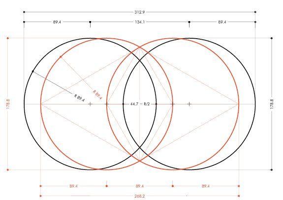 CarloScarpa - Tomba - misure anelli