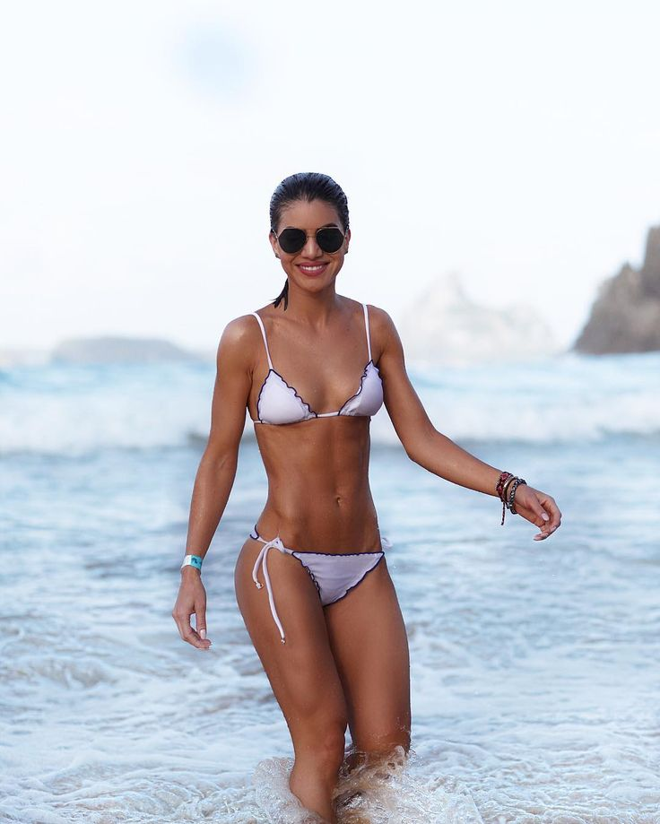 Camila Coelho - bikini branco