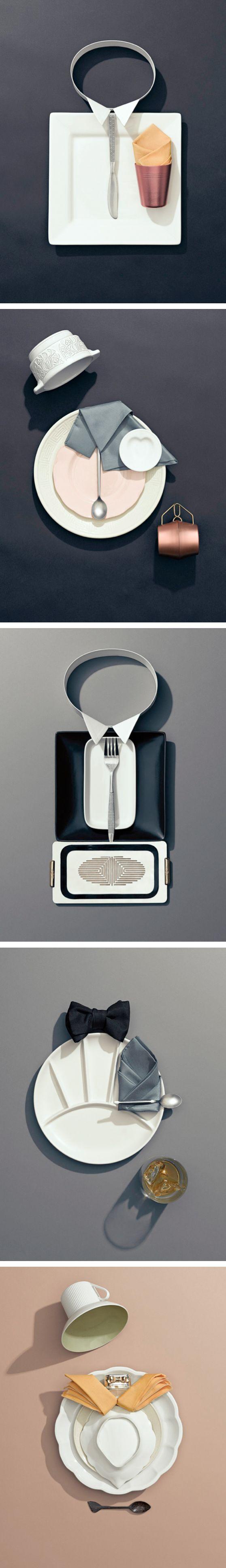 Dinner etiquette | Sonia Rentsch