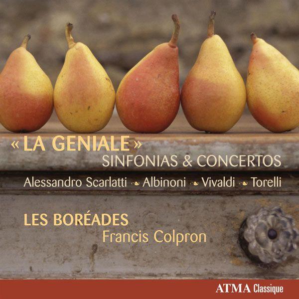 Geniale : Sinfonias & Concertos