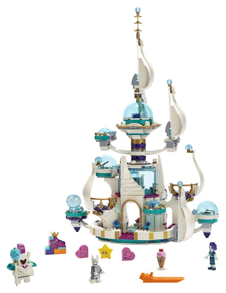 LEGO unveils 3 new building sets inspired by The Lego Movie 2.  #geek #tech #tec...