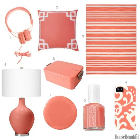 6 Tips To Using Coral In The Kitchen: 49 Best Kitchen Decor Images On Pinterest