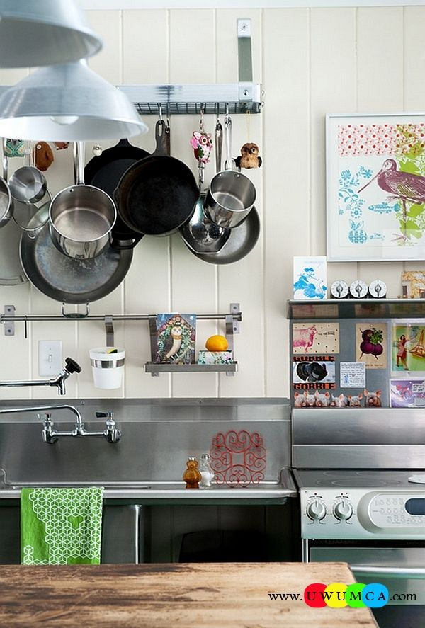 Kitchen:How To Clean Stainless Steel Kitchen Appliances Sinks Utensils Best Countertops Island Carts Table Chairs Dining Room Worktops Stainless Steel Utensils In The Kitchen How to Clean Stainless Steel for a Sparkling Kitchen Appliances and Sinks then Utensils