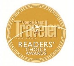 Best New Hotel in the World By Condé Nast Traveller 2005