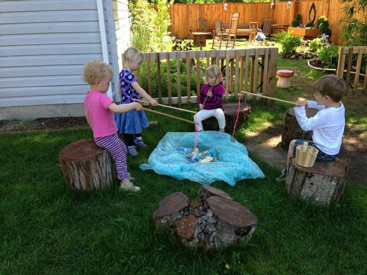 Breezy Backyard Daycare :  on Pinterest  Outdoor play spaces, Children play and Mud pie kitchen