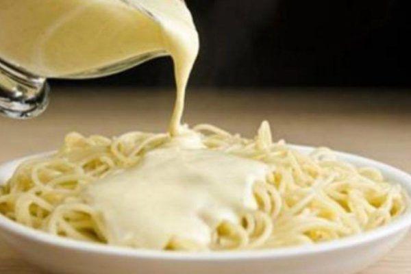 Сырная подлива для макарон, обожаю ее. Вам тоже понравится – БУДЬ В ТЕМЕ