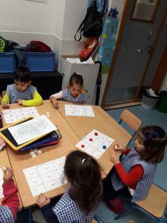 Los infantes del Blas: HOY HEMOS TENIDO UNA NUEVA SESIÓN DE GRUPOS INTERACTIVOS