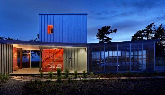 Roundy Residence / The Miller Hull Partnership