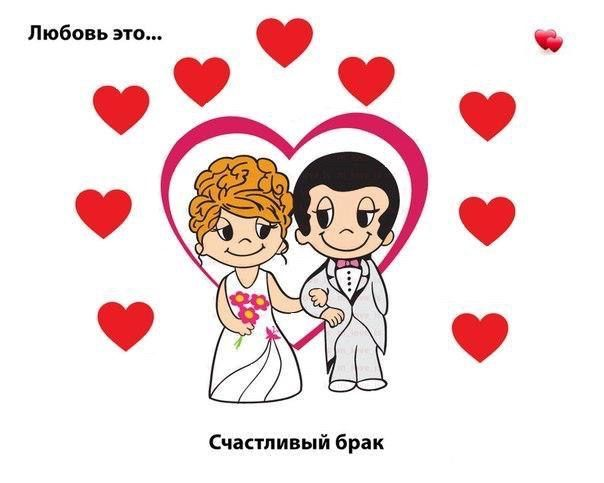 Любимому мужу, открытка лов из на свадьбу