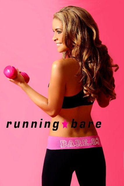 Ellie Gonsalves Running Bare