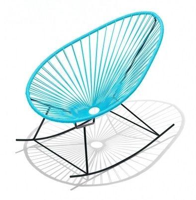 Wunderschöner Acapulco Chair Schaukelstuhl. #schaukelsessel #vintage #retro #50er #60er #70er #acapulcochair #designklassiker #midcentury #modern
