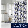 Nautica Palmetto Bay Cotton Shower Curtain | Overstock.com Shopping - The Best Deals on Shower Curtains