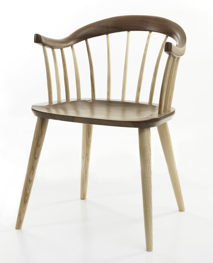 Charming Contrast Arm Chair By Royal Oak Furniture