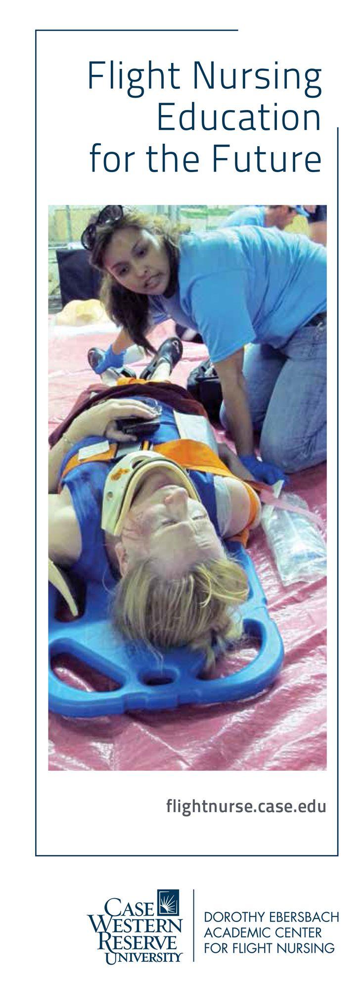 Flight Nursing Program: Frances Payne Bolton School of Nursing at Case Western Reserve University