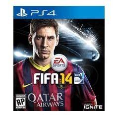 JUEGO PS4 - FIFA 14