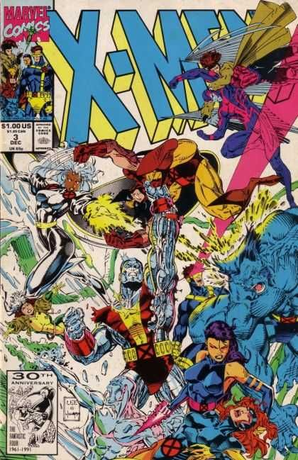 X-Men 3 - Kurt Busiek - Geoff Johns - Pete Woods - Superman - Lady - Jim Lee, Scott Williams