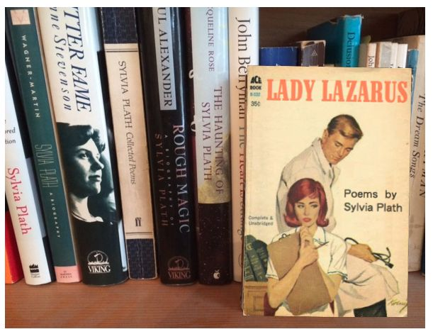 lady lazarus poem analysis