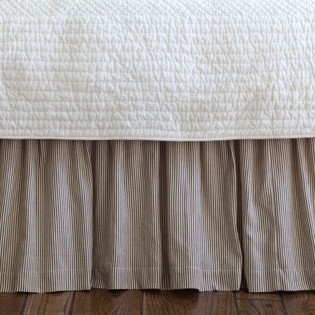 Taylor Linens Farmhouse Bedskirt Ships Free